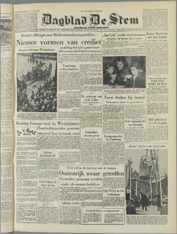 de Stem 1952-02-12
