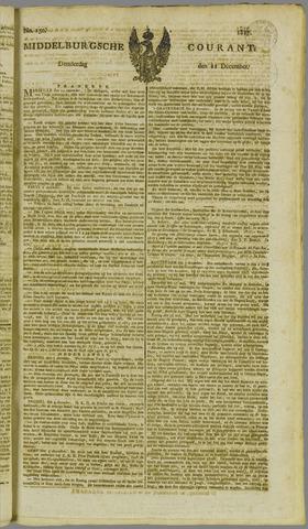 Middelburgsche Courant 1817-12-11