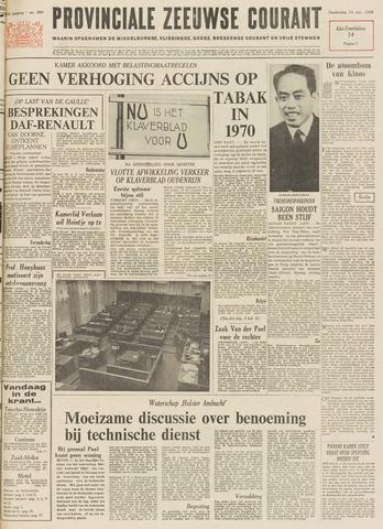 Provinciale Zeeuwse Courant 1968-11-14