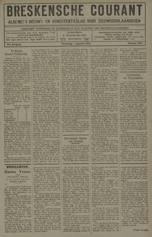 Breskensche Courant 1923-08-01