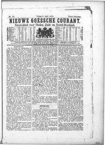 Nieuwe Goessche Courant 1875-04-09