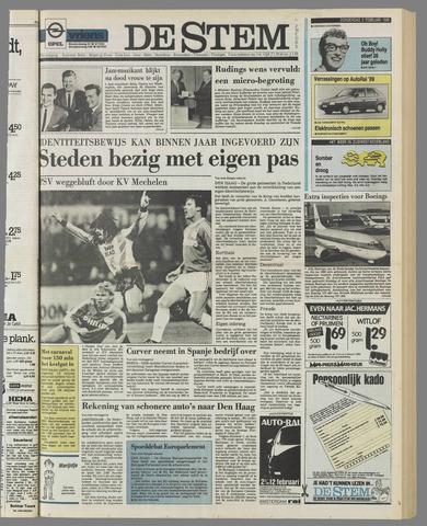 de Stem 1989-02-02