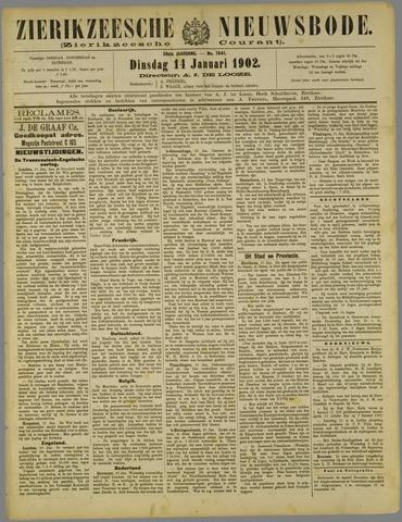 Zierikzeesche Nieuwsbode 1902-01-14
