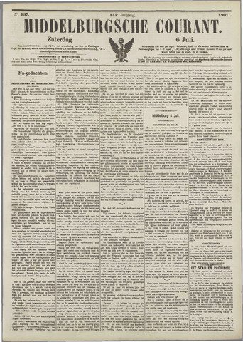Middelburgsche Courant 1901-07-06