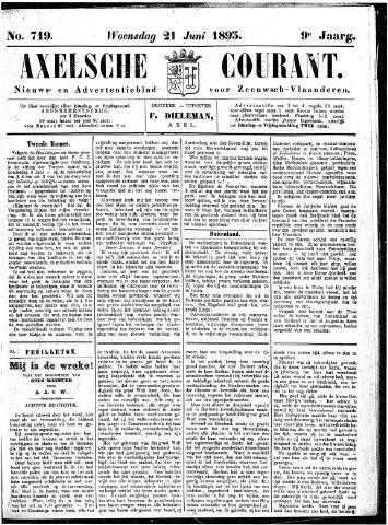 Axelsche Courant 1893-06-21
