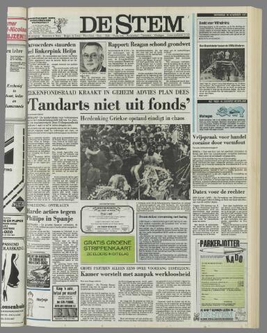 de Stem 1987-11-18