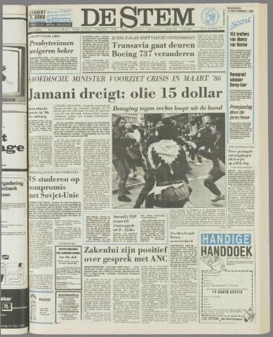 de Stem 1985-09-16