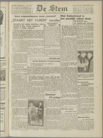 de Stem 1946-11-05
