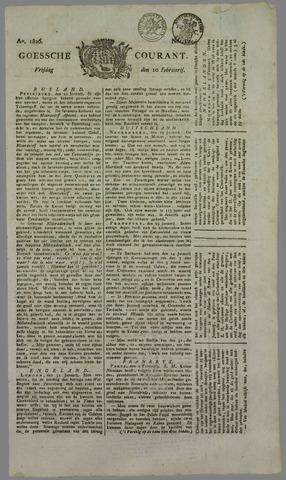 Goessche Courant 1826-02-10