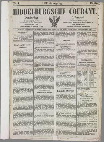 Middelburgsche Courant 1880