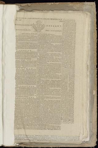 Middelburgsche Courant 1800-11-27