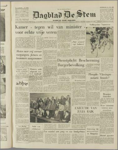 de Stem 1958-07-10
