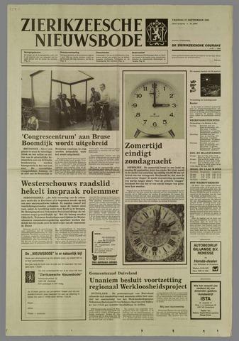 Zierikzeesche Nieuwsbode 1985-09-27