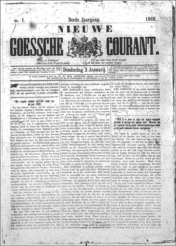 Nieuwe Goessche Courant 1868-01-02
