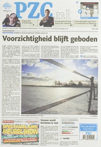 Provinciale Zeeuwse Courant 2009-12-21