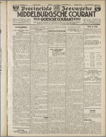 Middelburgsche Courant 1935-11-29