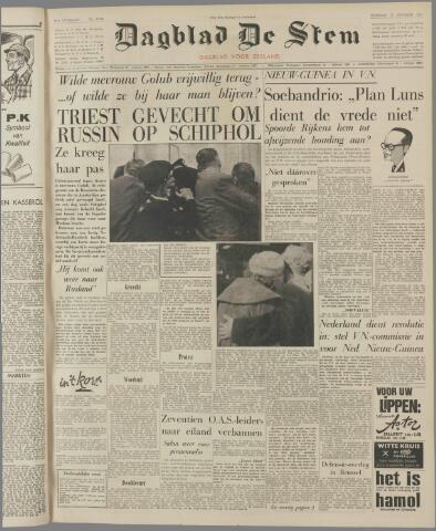 de Stem 1961-10-10