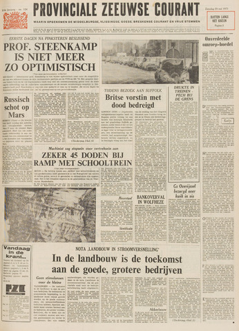 Provinciale Zeeuwse Courant 1971-05-29