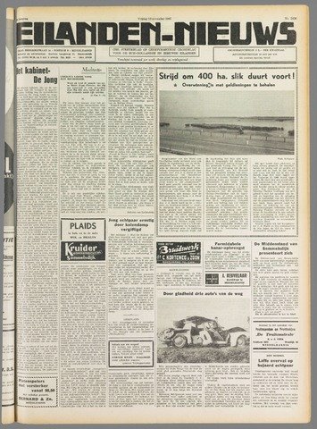 Eilanden-nieuws. Christelijk streekblad op gereformeerde grondslag 1967-11-10