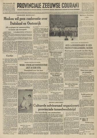 Provinciale Zeeuwse Courant 1953-11-05