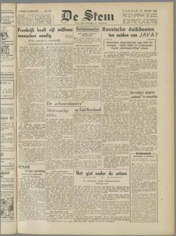 de Stem 1946-03-22