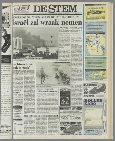 de Stem 1991-01-19