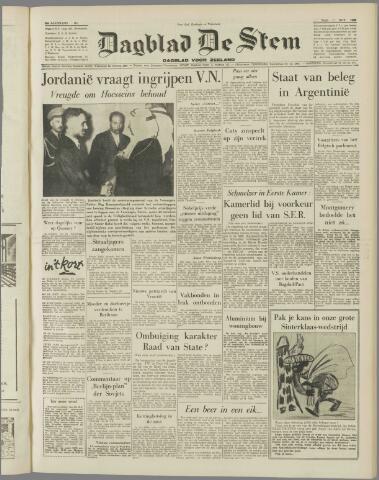 de Stem 1958-11-12