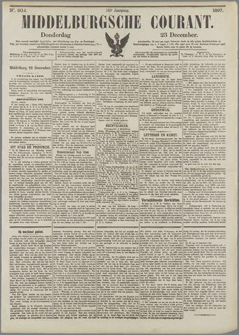 Middelburgsche Courant 1897-12-23