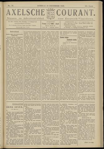 Axelsche Courant 1940-12-10