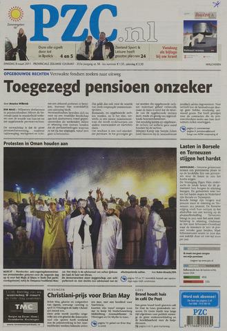 Provinciale Zeeuwse Courant 2011-03-08