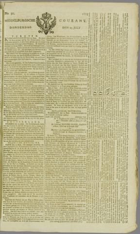 Middelburgsche Courant 1805-07-25
