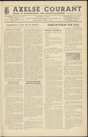 Axelsche Courant 1961-11-18