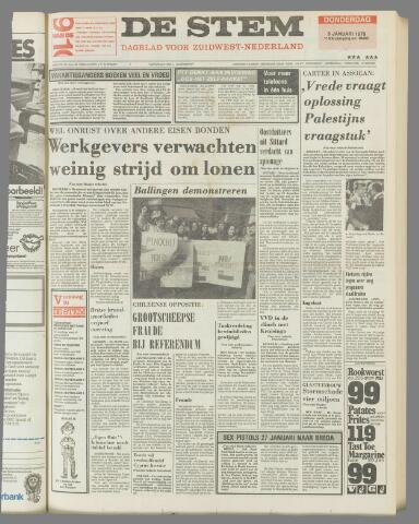 de Stem 1978-01-05
