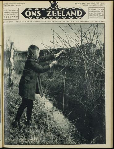 Ons Zeeland / Zeeuwsche editie 1932-03-04
