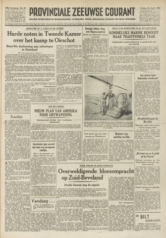 Provinciale Zeeuwse Courant 1952-04-25