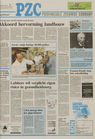 Provinciale Zeeuwse Courant 1992-05-22