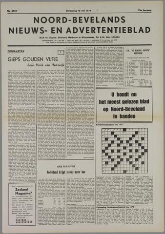 Noord-Bevelands Nieuws- en advertentieblad 1976-05-13
