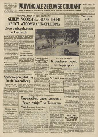 Provinciale Zeeuwse Courant 1961-09-08