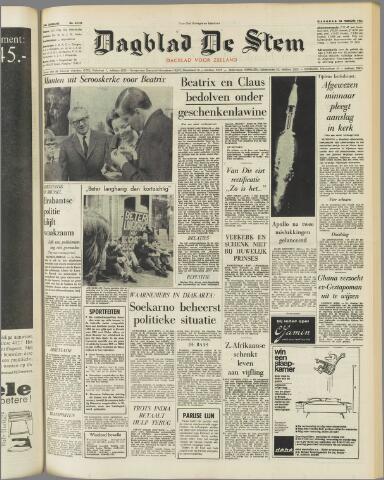 de Stem 1966-02-28