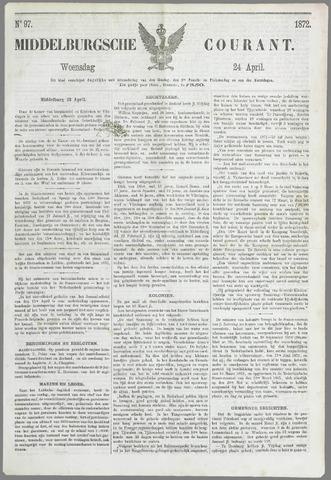 Middelburgsche Courant 1872-04-24