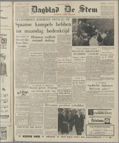 de Stem 1963-04-06