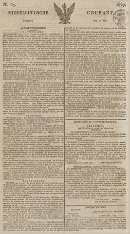 Middelburgsche Courant 1827-05-12