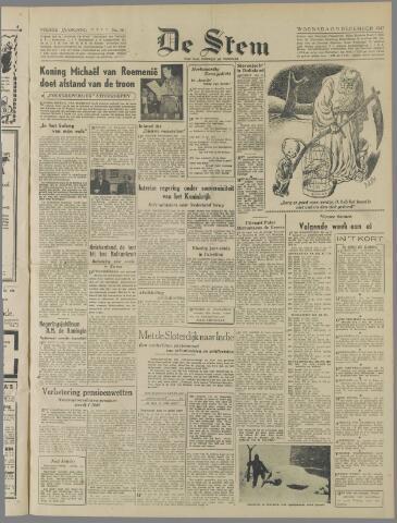 de Stem 1947-12-31