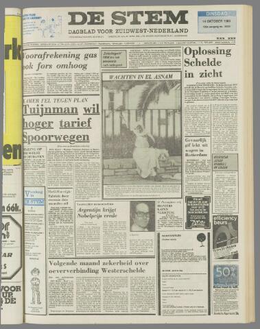de Stem 1980-10-14