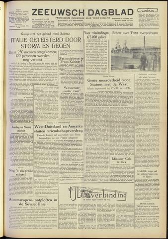 Zeeuwsch Dagblad 1954-10-27