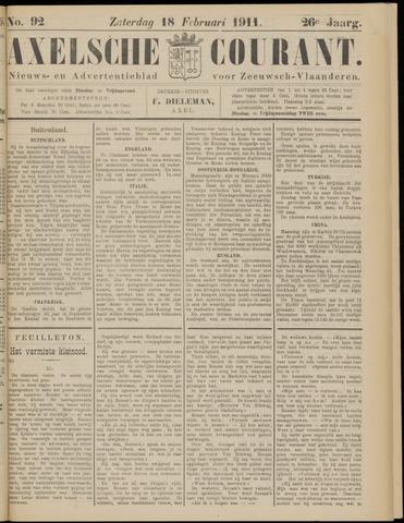Axelsche Courant 1911-02-18