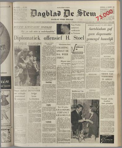 de Stem 1965-12-23