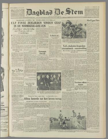 de Stem 1950-02-13