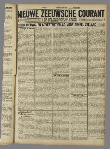 Nieuwe Zeeuwsche Courant 1927-06-07