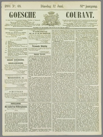 Goessche Courant 1894-06-12